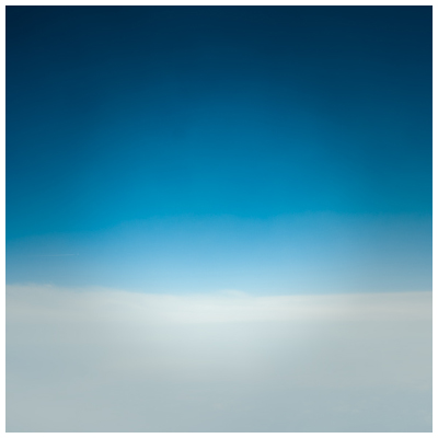 キベジュンイチロウの空の写真